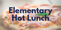 Elementary Hot Lunch