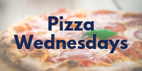 Pizza Wednesdays