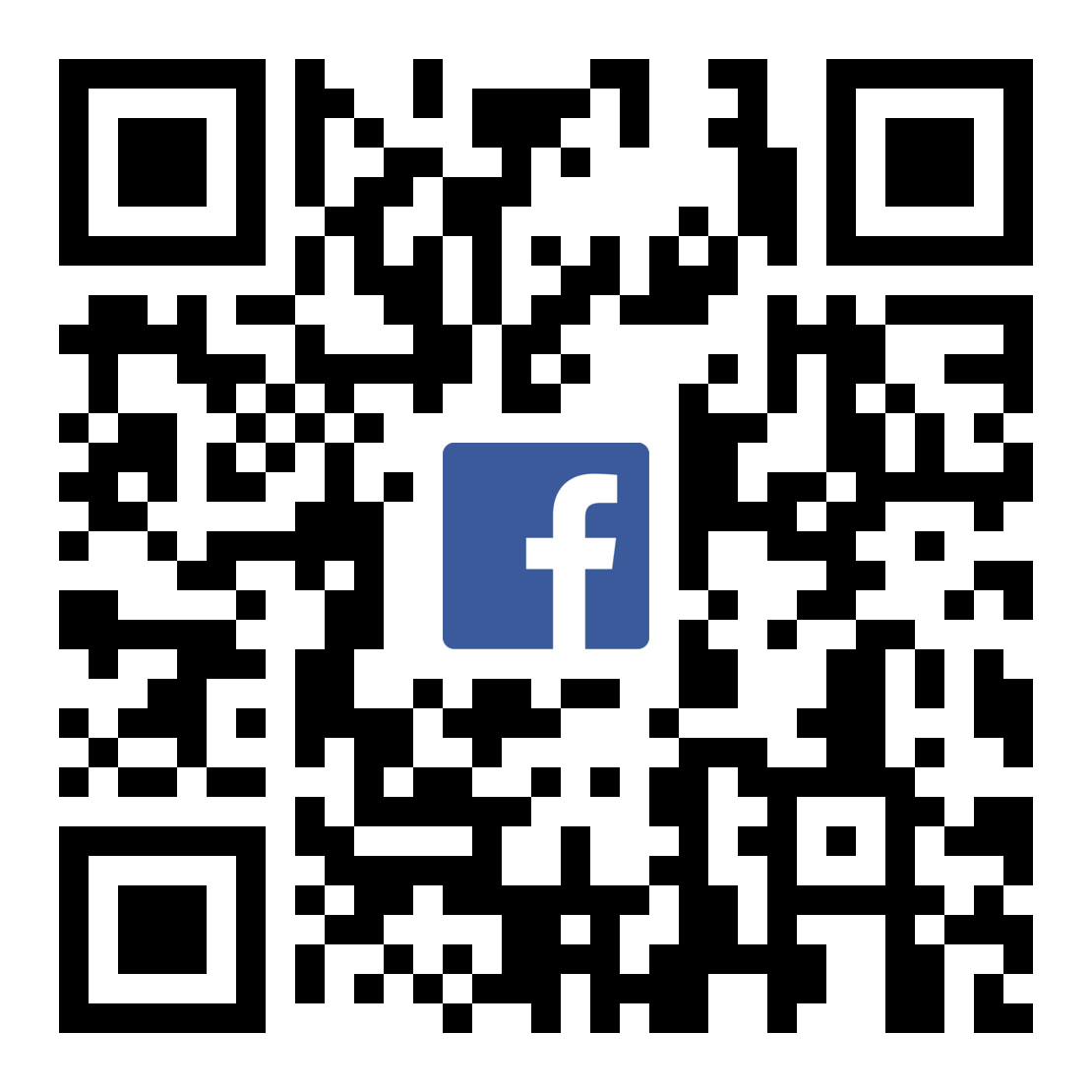 Unity Auction & Celebration 2018 Facebook Event QR Code